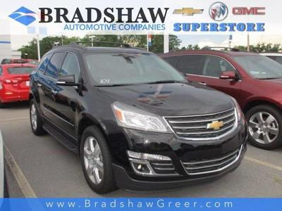 New 2017 Chevrolet Traverse Premier