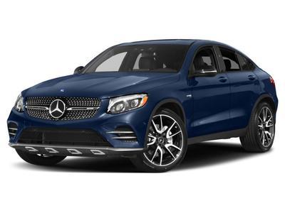 New 2018 Mercedes-Benz AMG GLC 43 Base 4MATIC