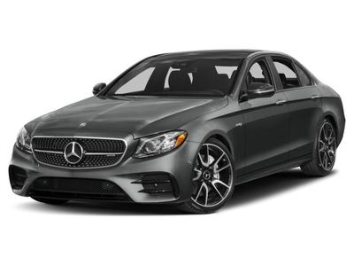 New 2017 Mercedes-Benz AMG E 43 Base 4MATIC