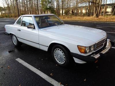 Used 1987 Mercedes-Benz 560SL