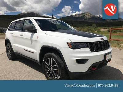 New 2017 Jeep Grand Cherokee Trailhawk
