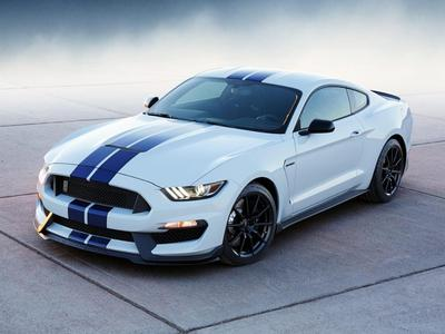 New 2017 Ford Shelby GT350 Shelby GT350