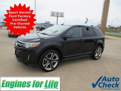 Certified 2014 Ford Edge SPORT