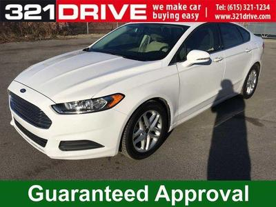 Used 2016 Ford Fusion SE