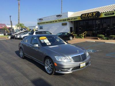 Used 2012 Mercedes-Benz S550