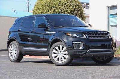 New 2016 Land Rover Range Rover Evoque SE Premium