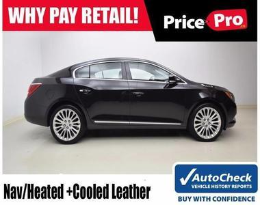 Used 2014 Buick LaCrosse Premium 2