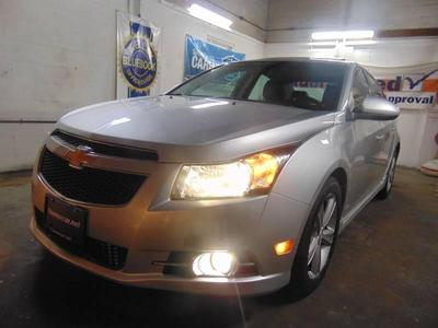 Used 2012 Chevrolet Cruze 2LT