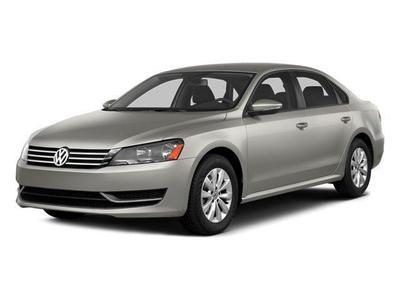 Used 2014 Volkswagen Passat 1.8T Auto SEL Premium