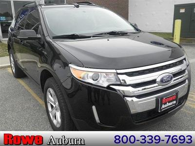 Certified 2014 Ford Edge SEL