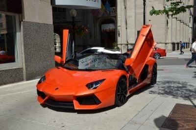 Used 2014 Lamborghini Aventador LP700-4