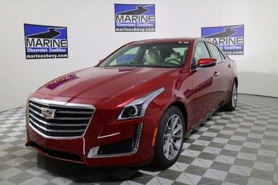 New 2017 Cadillac CTS Luxury