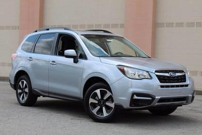 New 2018 Subaru Forester 2.5i Premium