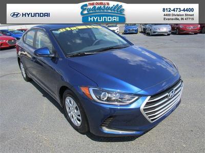 New 2018 Hyundai Elantra SE