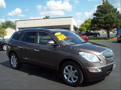 Used 2009 Buick Enclave CXL