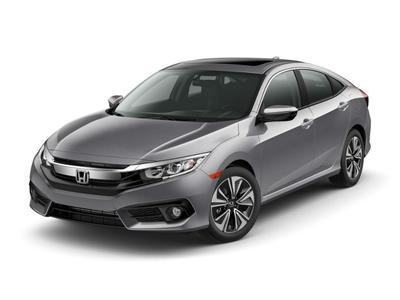 Certified 2016 Honda Civic EX-T