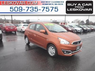 New 2017 Mitsubishi Mirage SE