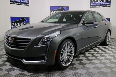 New 2017 Cadillac CT6 Luxury