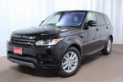 New 2017 Land Rover Range Rover Sport 3.0L Supercharged SE