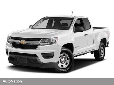 New 2018 Chevrolet Colorado 2WD Work Truck