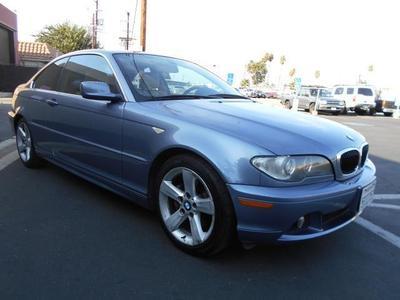 Used 2005 BMW 325 Ci