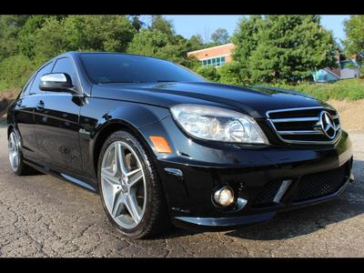 Used 2009 Mercedes-Benz C 63 AMG