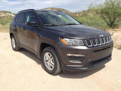 New 2017 Jeep Compass Sport