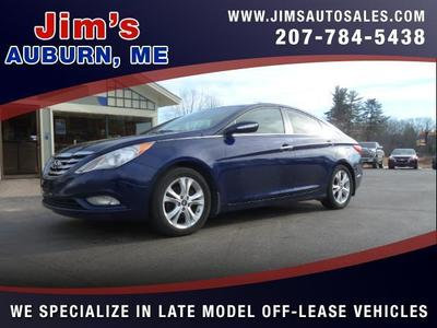 Used 2012 Hyundai Sonata Limited