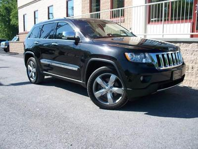 Used 2013 Jeep Grand Cherokee Overland