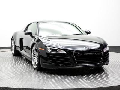 Used 2012 Audi R8 4.2 quattro