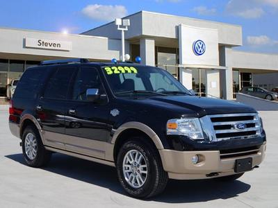 Used 2013 Ford Expedition King Ranch