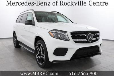 2018 Mercedes-Benz GLS 550 Base 4MATIC