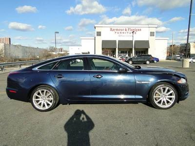 Used 2011 Jaguar XJ Base