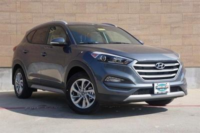New 2017 Hyundai Tucson Eco