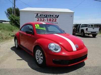 Used 2013 Volkswagen Beetle 2.5L