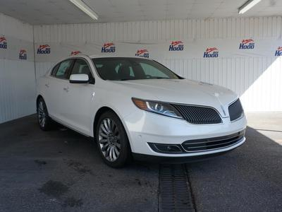 New 2015 Lincoln MKS