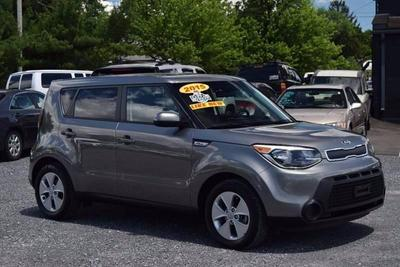 Used 2015 Kia Soul Base