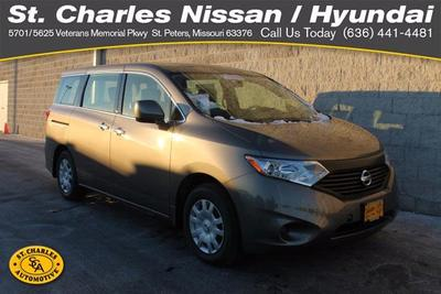 Certified 2015 Nissan Quest S