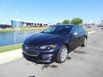 New 2018 Chevrolet Malibu Premier