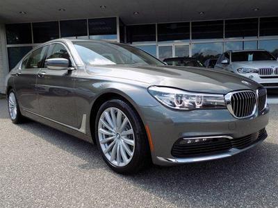 New 2018 BMW 740 i