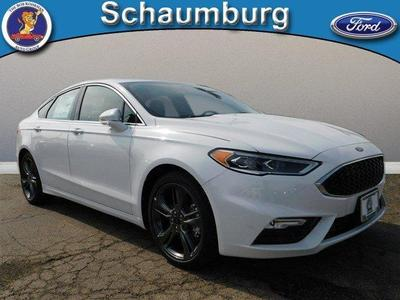 Certified New 2018 Ford Fusion Sport & 2017 Ford Taurus Limited For Sale In Schaumburg | Cars.com markmcfarlin.com