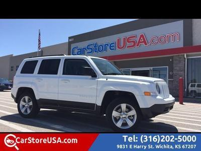 Used 2017 Jeep Patriot Latitude