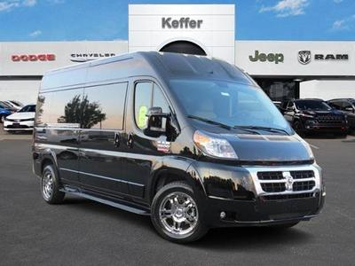 New 2016 RAM ProMaster 2500 High Roof