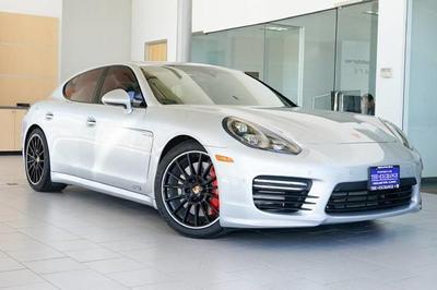 New 2016 Porsche Panamera GTS