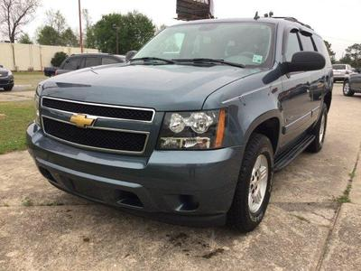 Used 2008 Chevrolet Tahoe Commercial