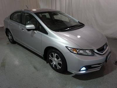 Used 2015 Honda Civic Hybrid