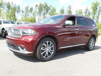 New 2016 Dodge Durango Citadel
