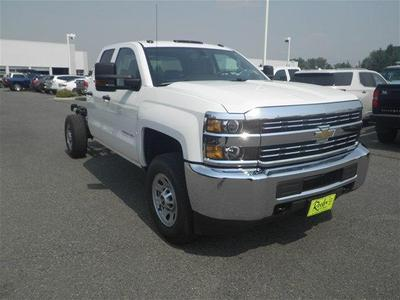 New 2018 Chevrolet Silverado 3500 WT