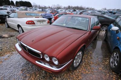 Used 2002 Jaguar XJ8