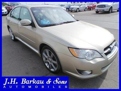 Used 2008 Subaru Legacy 3.0R Ltd w/Nav